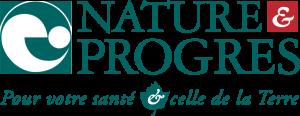 logo nature & progrés produits bio