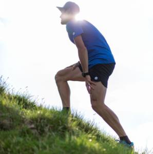 Trail Runner en montagne